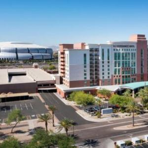 Hotels near University of Phoenix Stadium - Renaissance Phoenix Glendale Hotel & Spa