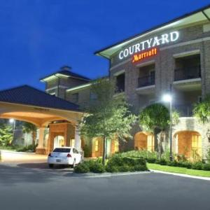 Volvo Car Stadium Hotels - Courtyard Charleston Mt. Pleasant