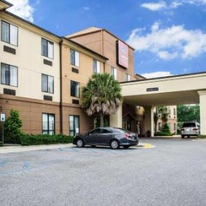 Comfort Suites Mobile
