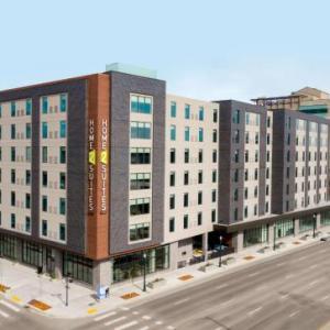 Home2 Suites By Hilton Boise Downtown