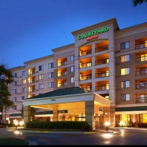 Hotels near Overland Park Convention Center - Courtyard Kansas City Overland Park/Convention Center