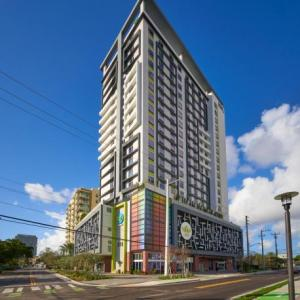 Home2 Suites By Hilton Ft. Lauderdale Downtown Fl