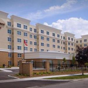Dave & Busters Vaughan Hotels - Residence Inn By Marriott Toronto Vaughan