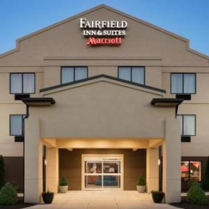 Jorgensen Center for the Performing Arts Hotels - Fairfield Inn & Suites Hartford Manchester