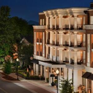 Hotels near Franklin Theatre - The Harpeth Downtown Franklin Curio Collection by Hilton