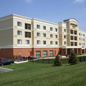 Montgomery County Fairgrounds Dayton Hotels - Courtyard By Marriott Dayton-University Of Dayton