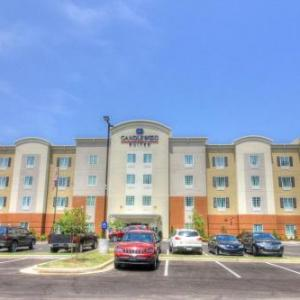 Candlewood Suites -Memphis East
