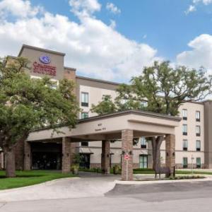 Germania Insurance Amphitheater Hotels - Comfort Suites - South Austin