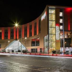 Fat Sams Dundee Hotels - Sleeperz Hotel Dundee