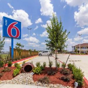 Motel 6-Houston TX - North