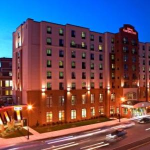 Hart Recreation Center Hotels - Hilton Garden Inn Worcester