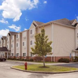 Orange County Airport Montgomery Hotels - Microtel Inn & Suites By Wyndham Middletown