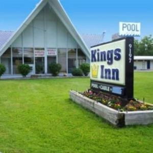 Cuyahoga County Fairgrounds Hotels - Kings Inn Cleveland