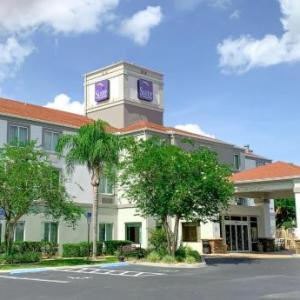 Hotels near Ocala Equestrian Complex - Sleep Inn & Suites - Ocala