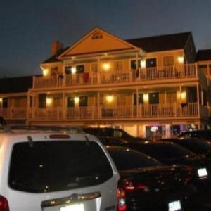 The Green Room Seaside Park Hotels - Desert Palm Inn Motel