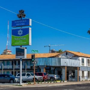Arizona Veterans Memorial Coliseum Hotels - Americas Best Value Inn - Downtown Phoenix