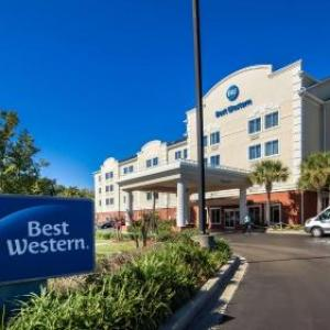 Cypress Gardens Moncks Corner Hotels - Best Western Plus Airport Inn & Suites