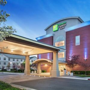 Sleep Train Arena Hotels - Holiday Inn Express Hotel & Suites Sacramento Airport Natomas