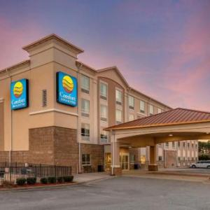 Hotels near UGA Tifton Campus Conference Center - Comfort Inn & Suites Tifton