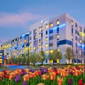 MB Financial Park at Rosemont Hotels - Aloft Chicago O Hare