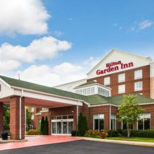 Mill Point Park Hotels - Hilton Garden Inn Hampton Coliseum Central