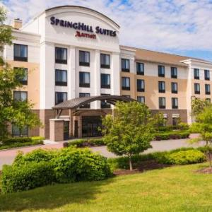 Hotels near Collegiate School Richmond - Springhill Suites By Marriott Richmond Northwest