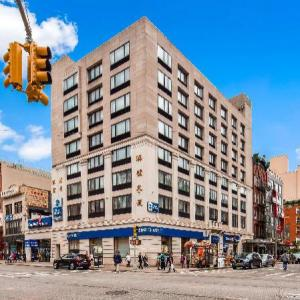 Capitale New York Hotels - Best Western Bowery Hanbee Hotel