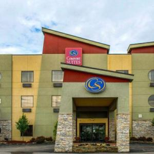 Metheny Fieldhouse Hotels - Comfort Suites Monaca