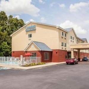 Comfort Inn and Suites -Tuscumbia/Muscle Shoals