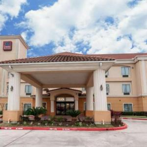 Comfort Suites Hobby Airport TX, 77061