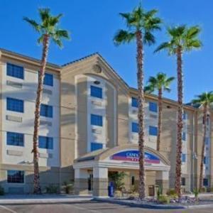Yuma County Fairgrounds Hotels - Candlewood Suites Yuma