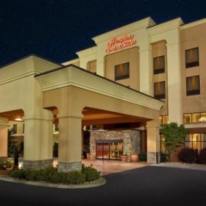 Hotels near Smokies Stadium - Hampton Inn & Suites Sevierville At Stadium Drive