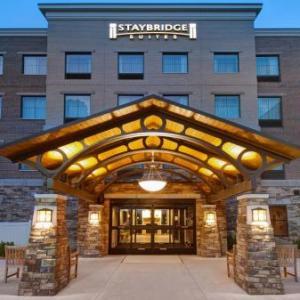 Staybridge Suites - Sterling Heights -Detroit Area