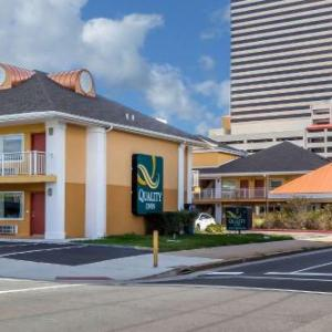 Hotels near Atlantic City Flyers Skate Zone - Quality Inn Flamingo