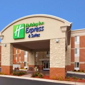 Hotels near DTE Energy Music Theatre - Holiday Inn Express Hotel & Suites Auburn Hills