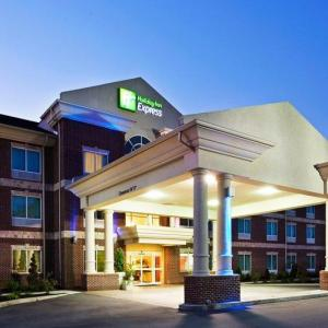 Kentucky Speedway Hotels - Holiday Inn Express Carrollton