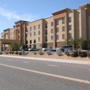 Hampton Inn & Suites Barstow