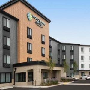 Starfire Sports Complex Hotels - WoodSpring Suites Seattle Tukwila