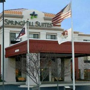 Hotels near Tailgaters Sports Bar & Grill Bolingbrook - Springhill Suites By Marriott Bolingbrook