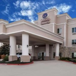 Comfort Suites Houston IAH Airport - Beltway 8