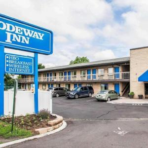 Rodeway Inn Rahway Hotel