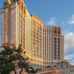 Hotels near Wynn Las Vegas - The Palazzo Resort Hotel Casino