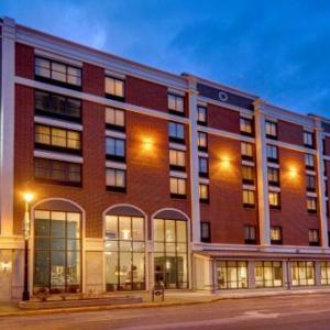 ISU Memorial Stadium Hotels - Hilton Garden Inn Terre Haute