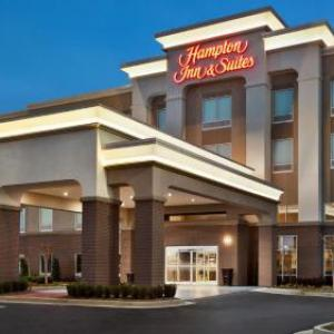 Wolf Creek Amphitheater Hotels - Hampton Inn & Suites Atlanta Camp Creek Market Place
