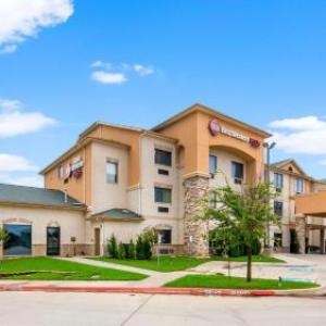Hotels Near Burleson High School Best Western Plus Inn Suites