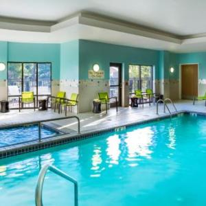 War Memorial Stadium Hampton Hotels - Springhill Suites By Marriott Hampton