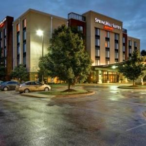 Executive Strike & Spare Hotels - Springhill Suites Louisville Airport