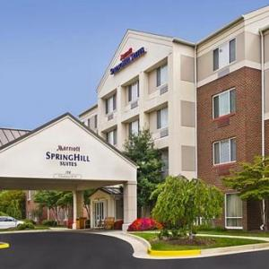 Springhill Suites Herndon Reston VA, 20170