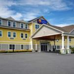 Comfort Inn & Suites Wilton