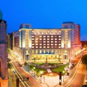 Perle New Brunswick Hotels - Heldrich Hotel And Spa